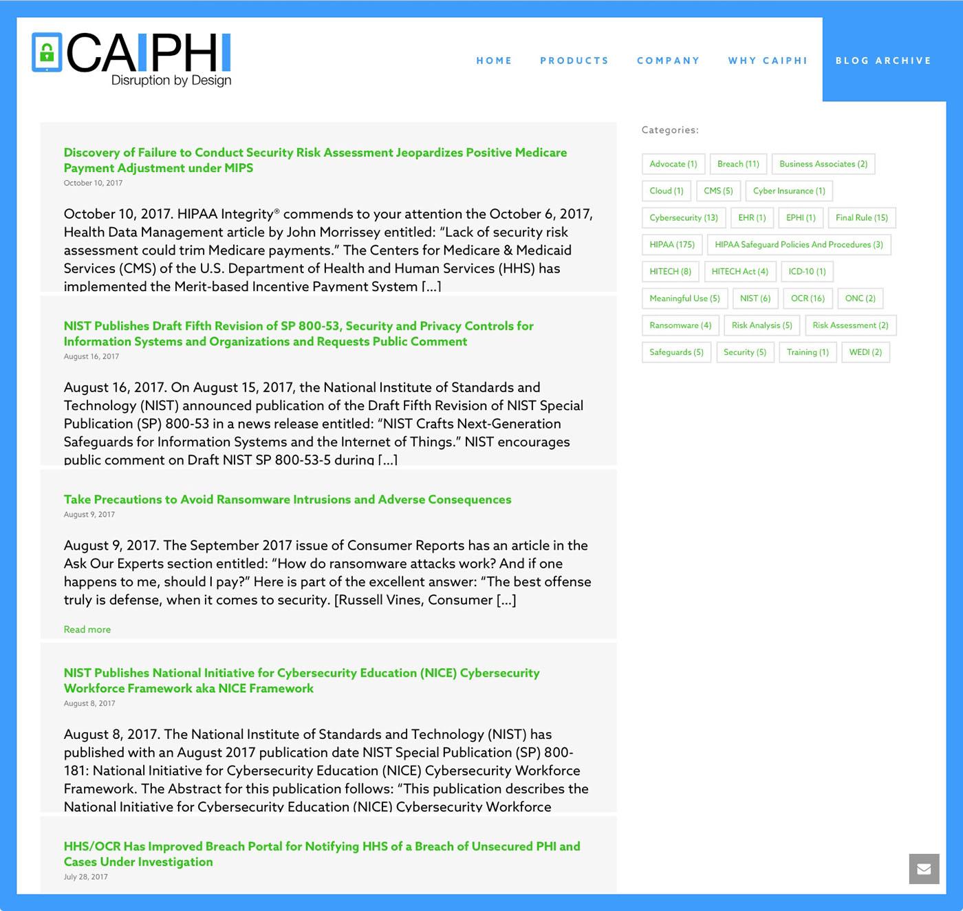 caiphi-blog