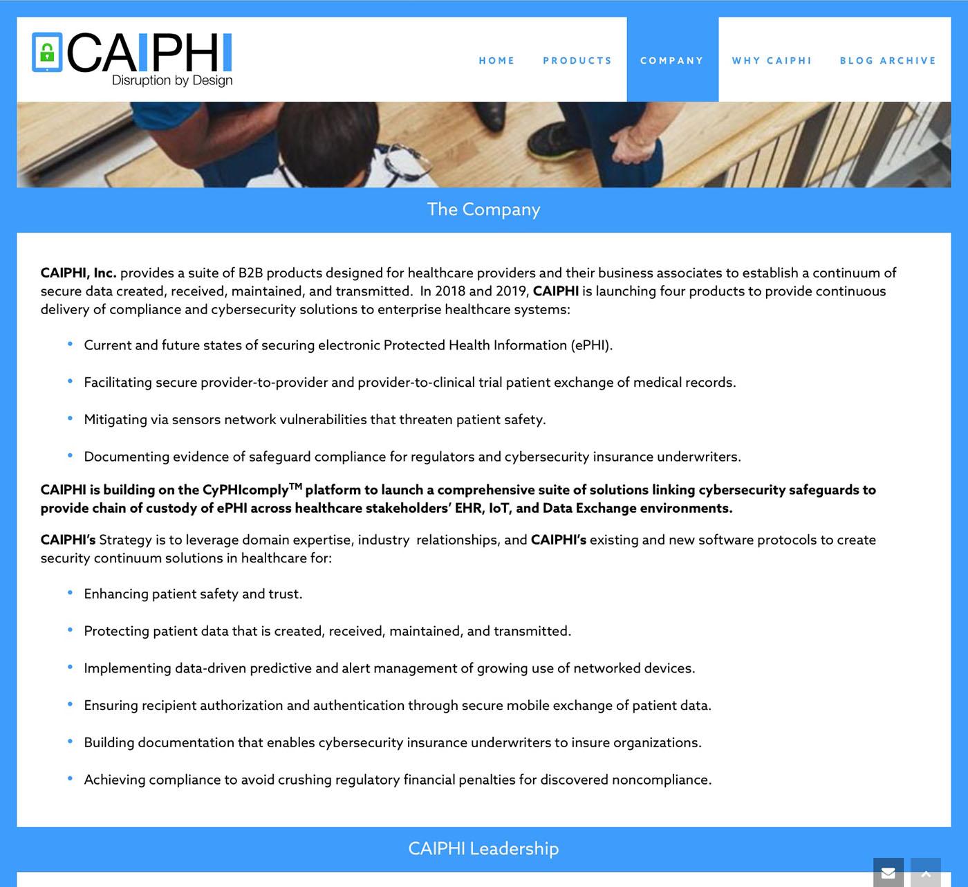 caiphi-company